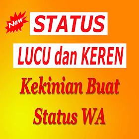 Status Wa Lucu Dan Keren Android تطبيقات Appagg