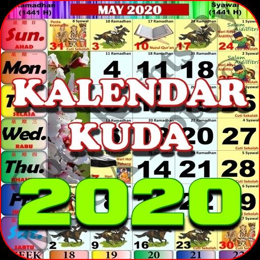 Kalendar Kuda Malaysia - 2020