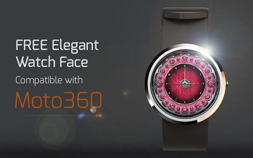 FREE Elegant Watch Face