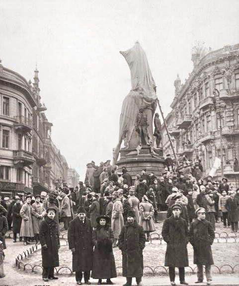 Как менялась власть в Одессе сто лет назад | Культурометр Одессы