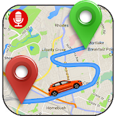 Route Finder Maps  GPS Navigation Directions