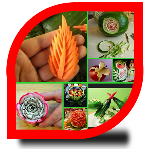 Fruit and Vegetable Carving (app)