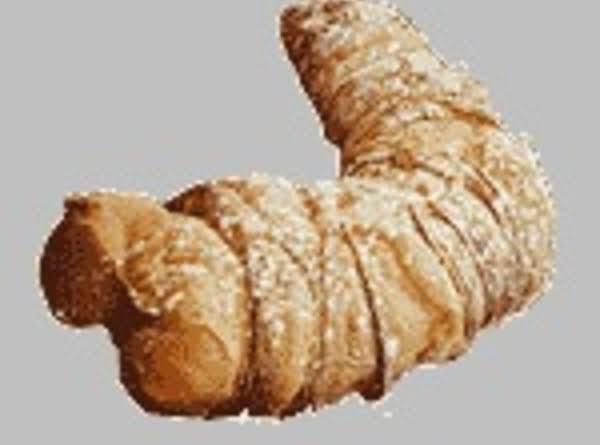 (lobstertail) Italian Pastry
