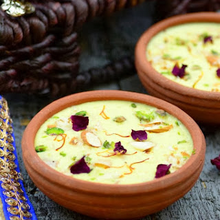 Gobhi ki Kheer / Cauliflower Pudding