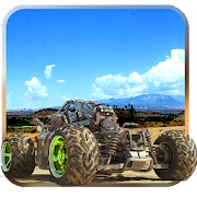 4x4 Monster Buggy Offroad