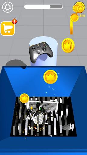 Will It Shred? Satisfying ASMR Shredding Game screenshot 7