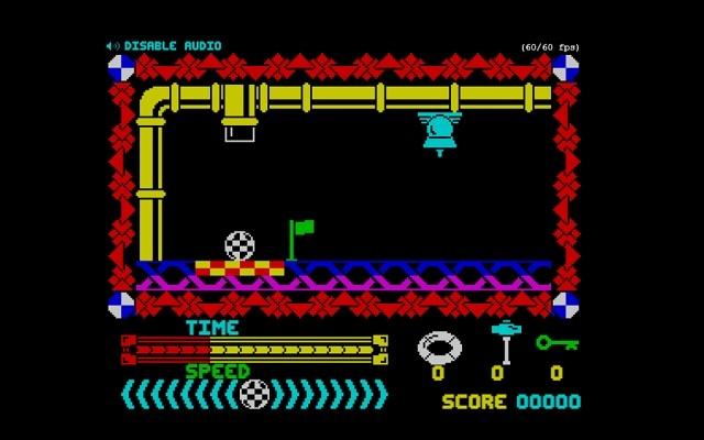 Actione Reflex classical 1980 game