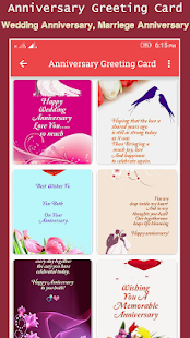 Anniversary greeting card apps on google play screenshot image m4hsunfo
