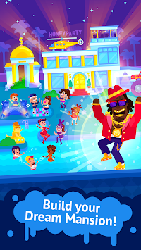 Partymasters - Fun Idle Game APK screenshot thumbnail 2