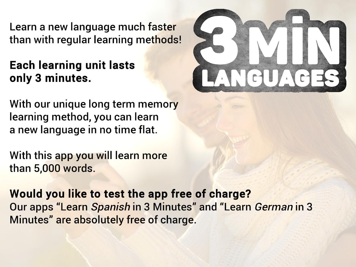 Learn Serbian in 3 Minutes- screenshot