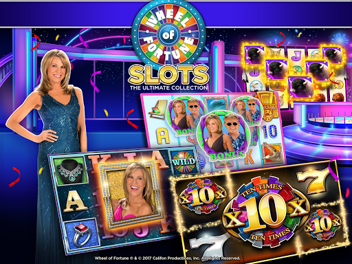 Wheel of Fortune Slots Casino 2.3.69 screenshots 11