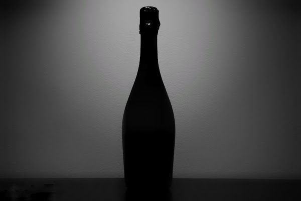 Black bottle   di Tonio-marinelli