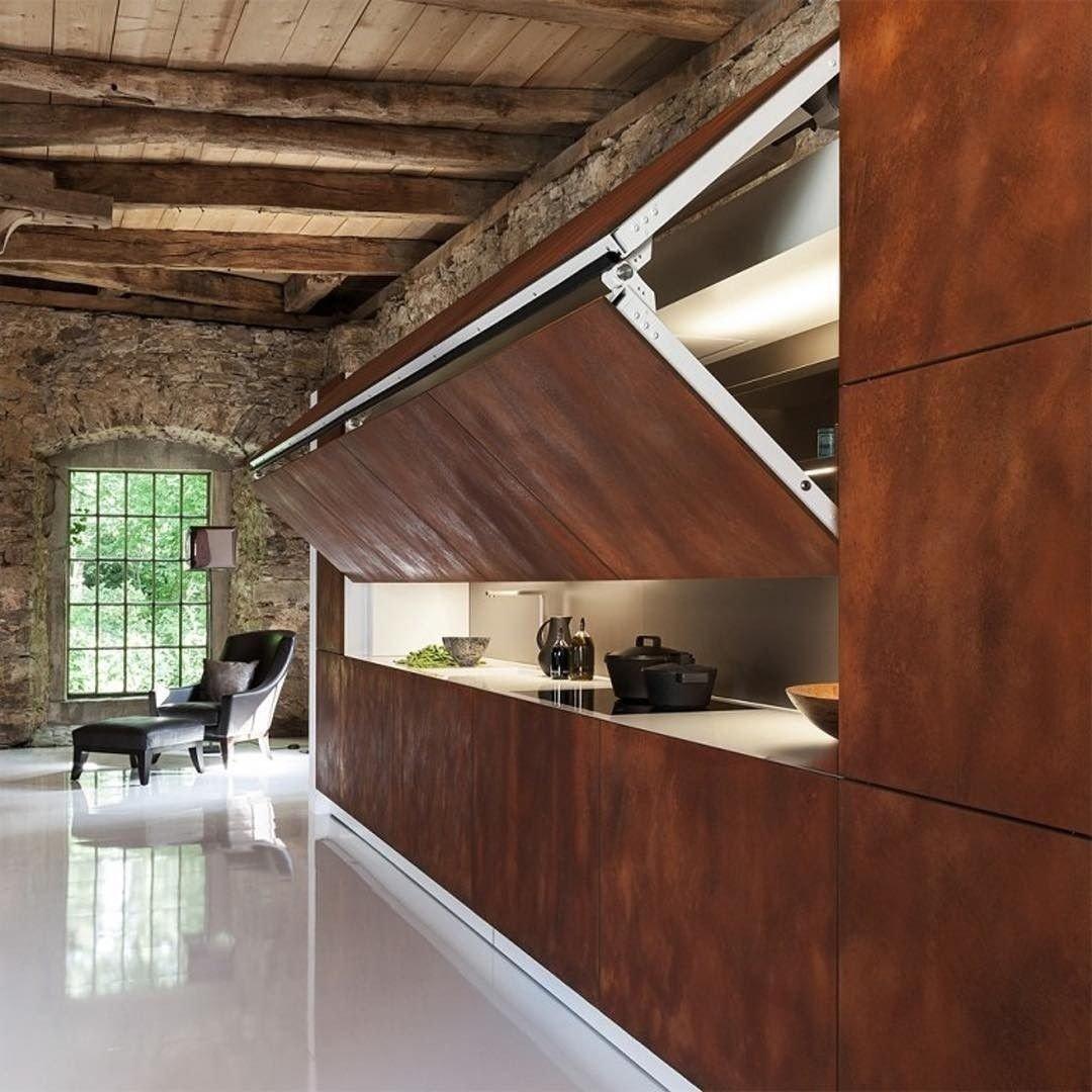 Sơn hiệu ứng Waldo hiệu ứng rỉ sét  phù hợp với nhiều vị trí không gian nội thất