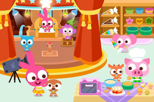 Papo Town Preschool screenshot 4
