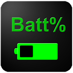 Battery Percentage Icon