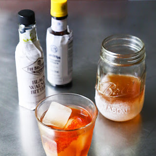 Brown Butter Old Fashioned.
