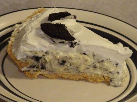 Oreo Pie Recipe