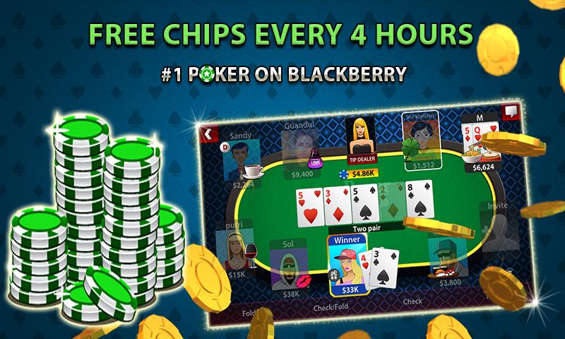 Texas Holdem Peker Free Online