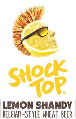Logo of Shock Top Lemon Shandy