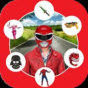 App Heroes - Superhero Rangers photo suit Montage 2018 apk for kindle fire
