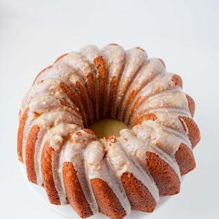 Clementine Cake with Glaze