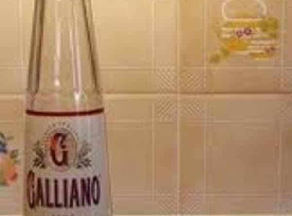 Homemade Galliano