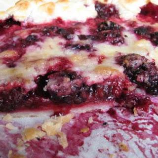 Triple Berry Galette Recipe