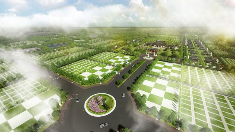 Quy hoạch tốt để đầu tư đất nghĩa trang đẹp