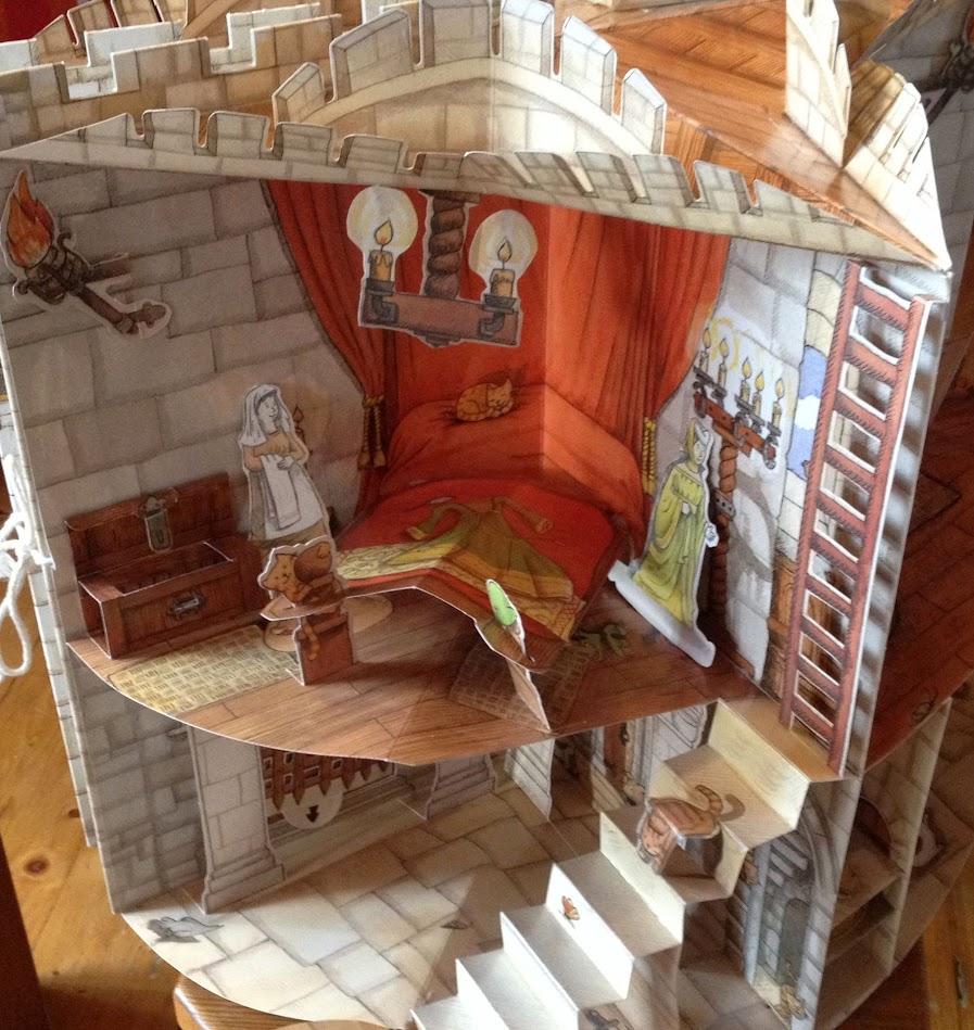 Życie na zamku