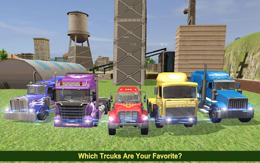 Off Road Truck Driver USA 1.4 screenshots 5