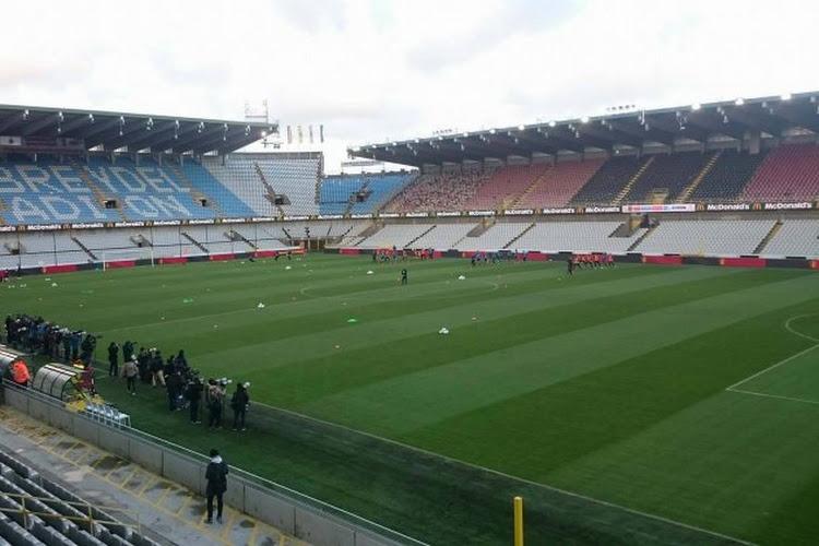 Brugse fans zijn boos om lege zitjes in 'uitverkocht stadion', Club stapt naar UEFA
