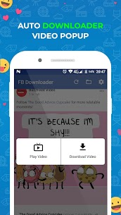 Video Downloader for Facebook Apk  Download For Android 3