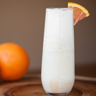 Orange Mimosa Float | Self Proclaimed Foodie
