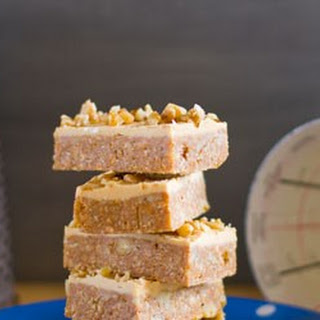 Coffee Walnut Fudge Slice Recipe