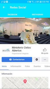 MAPCA - Ministerio Apostolico Cielos Abiertos - náhled