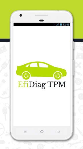 Efidiag TPM screenshots 1