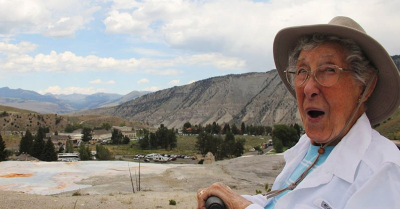 91 Year Old Who Inspired Thousands By Skipping Chemotherapy To Go On End Of Life Road Trip Dies