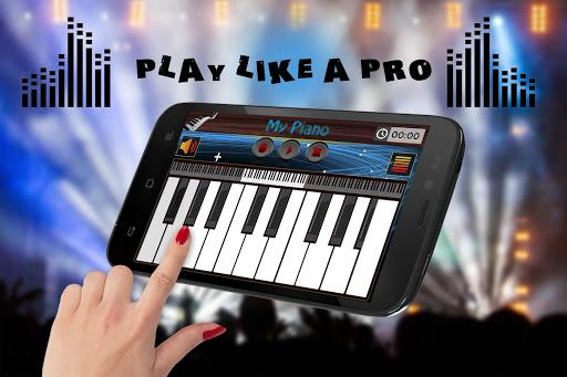 Real Piano Keyboard 1.2 screenshots 10