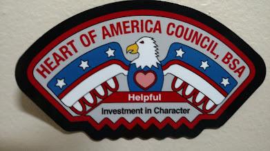 Photo: our host council emblem
