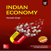 INDIAN ECONOMY   RAMESH SINGH E-BOOK   UPSC IAS Android APK Download Free By Aashish Yadav