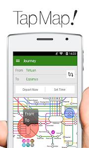 Transit Spain by NAVITIME screenshot 0