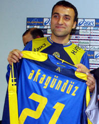 Muhammet Hanifi Akagündüz (Photocredits Hellas Verona)