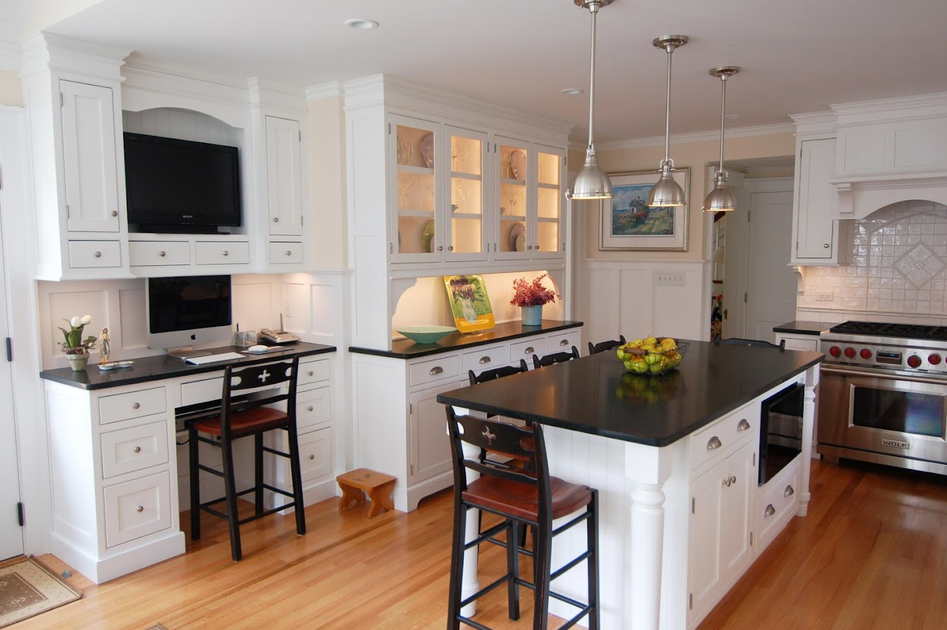 Modular kitchen designs 2017 android apps on google play for Kitchen design and decoration
