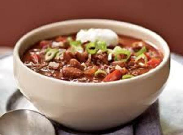 My Famous Chili Recipe