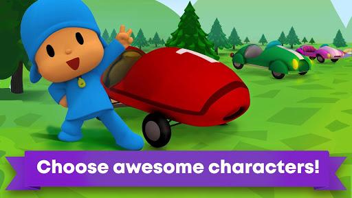 Pocoyo Racing: Kids Car Race - Fast 3D Adventure 1.0.0 screenshots 3