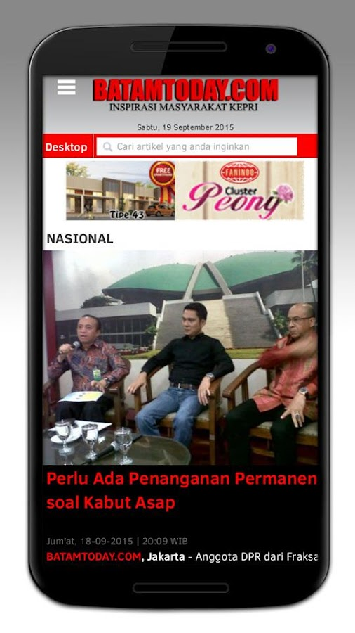 BATAMTODAY- screenshot