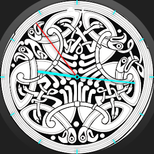 Celtic & Nordic Watchfaces - náhled