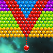 Bubble Shooter Space MOD + APK
