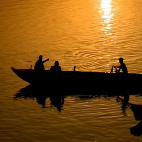 by Arup Acharjee - Transportation Boats