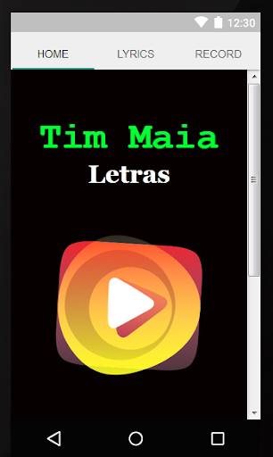 Letras Tim Maia